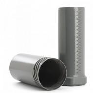Muhle - Tubo porta pennello in plastica