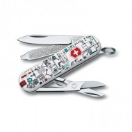 VICTORINOX -  FASHION LINE LIMITED EDITION DESIGN - CLASSIC IRON FACTORY