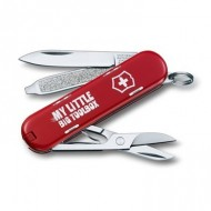 VICTORINOX -  FASHION LINE 2014 LIMITED EDITION DESIGN - CLASSIC MY LITTLE  BIG TOOLBOX