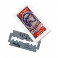 TIMOR - Lame per rasoio di sicurezza - confezione da 10 lamette