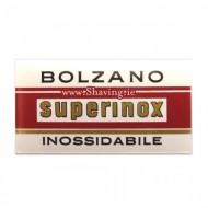 BOLZANO - Lame per rasoio di sicurezza - confezione da 5 lamette
