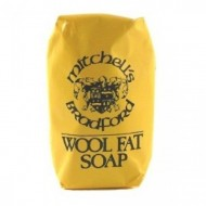 MITCHELL'S WOOL FAT SOAP - Bath Size - 150 gr