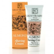 Geo F. Trumper - Almond Oil Soft Shaving Cream Tube - 75 gr.