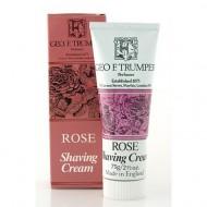 Geo F. Trumper - Rose Shaving Cream Tube - 75 gr.