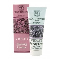 Geo F. Trumper - Violet soft  Shaving Cream Tube - 75 gr.