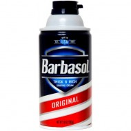 BARBASOL ORIGINAL Thick & Rich -  Shaving Foam - 283 gr