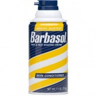 BARBASOL  Skin Conditioner -  Schiuma da Barba - 283 gr