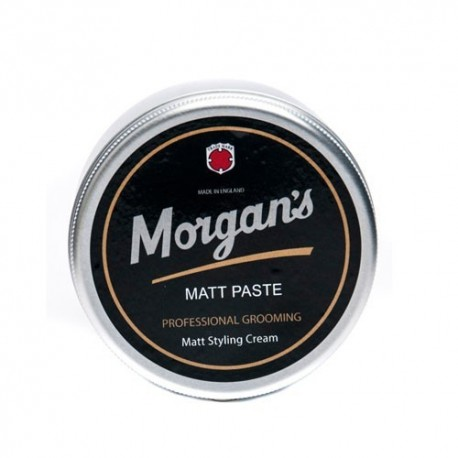 MORGAN'S Matt Paste - 100 ml Alluminium Tin