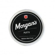 MORGAN'S Styling Putty - 100 ml Alluminium Tin