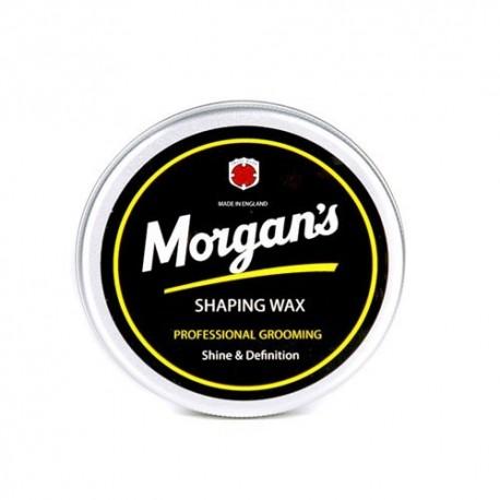 MORGAN'S Styling Shaping Wax - 100 ml Alluminium Tin
