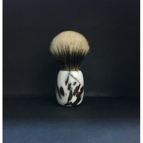 Pennello da Barba Bottega1911 n° 1 di Roberto Cavallo -Tasso Finest Badger